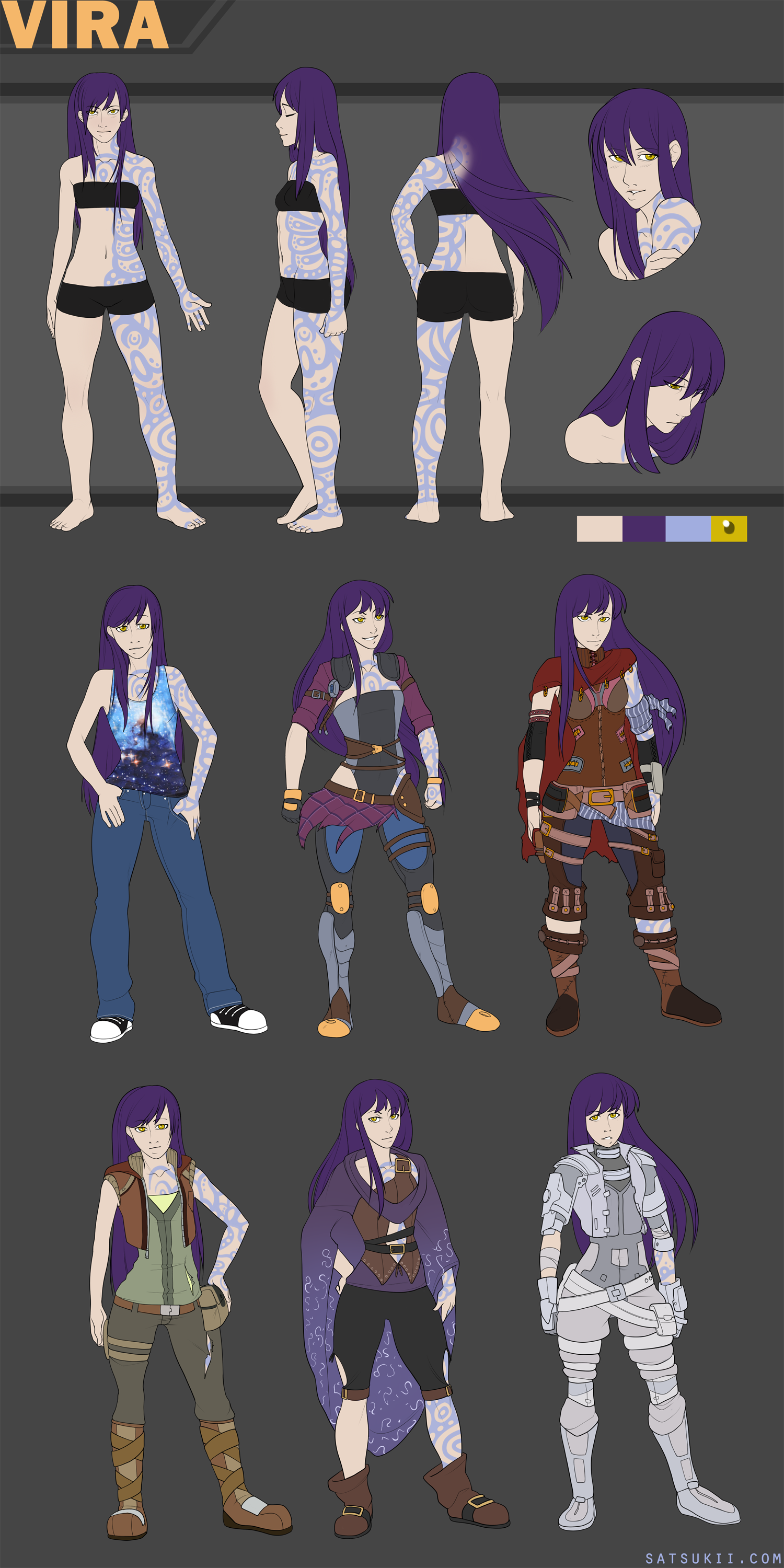 Show me your Borderlands OCs and Fan Characters?  Borderlands